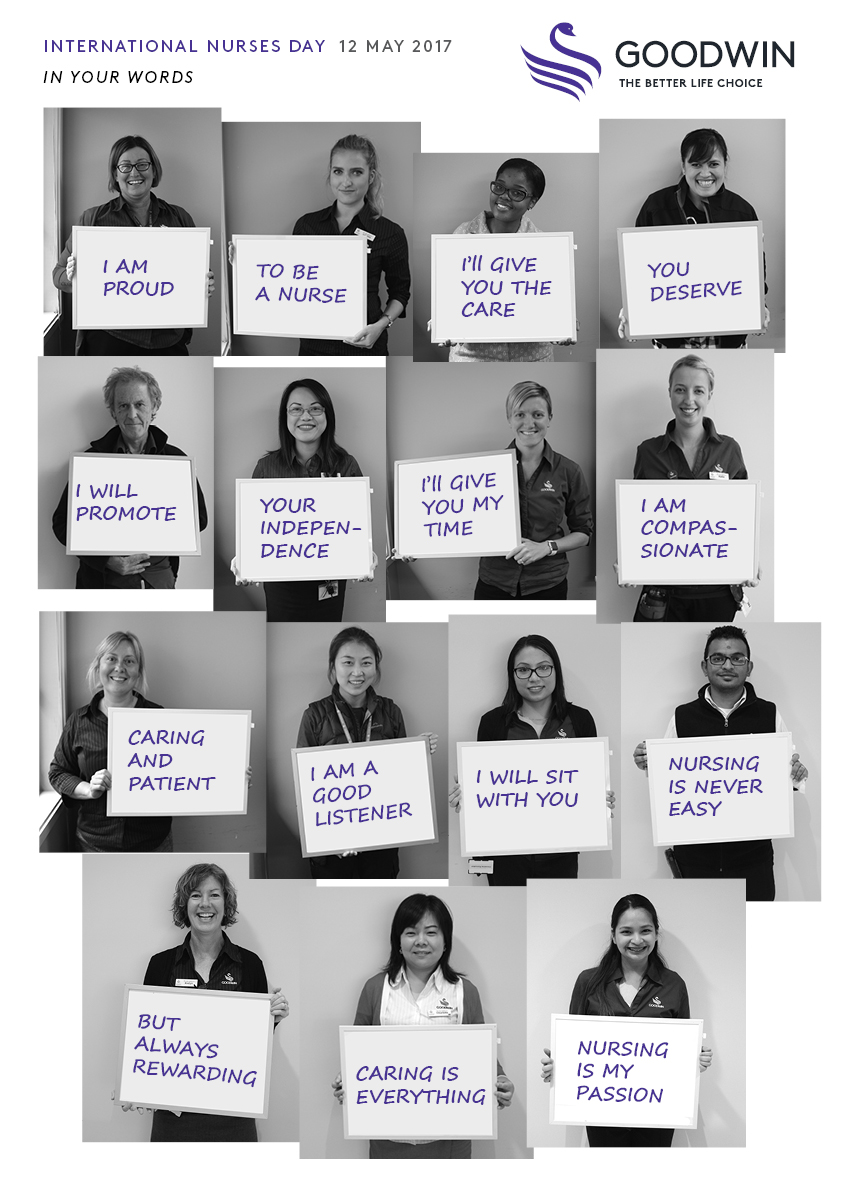 International Nurses Day in their own words