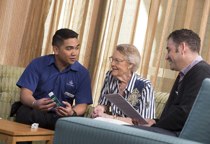 Goodwin partners with University of Canberra on trial of pharmacist placement in residential aged care