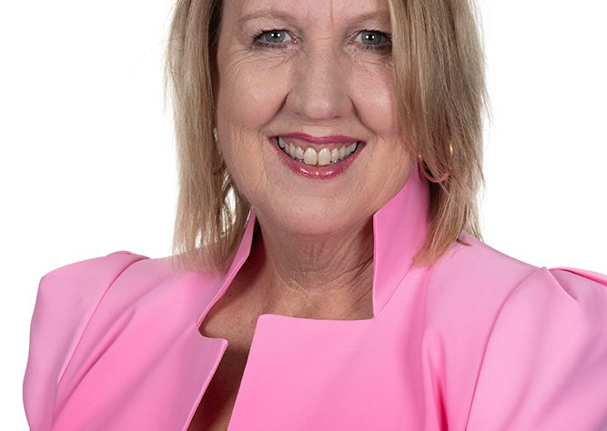 Sue Levy, Chief Executive Officer, Goodwin Aged Care Services